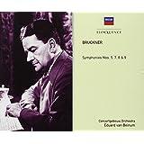 Bruckner: Symphonies No. 5 7 8 & 9