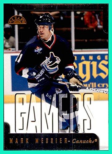Mark Messier Vancouver Canucks - 7