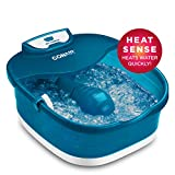 Conair Heat Sense Foot Pedicure Spa with Massaging