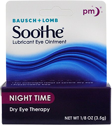 Bausch Lomb Soothe Lubricant Ointment product image