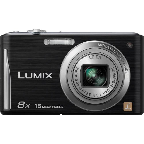 Panasonic DMC FH27 Digital Camera Touchscreen