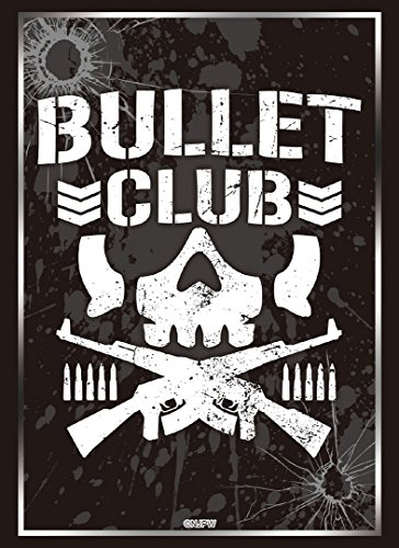 Japan Pro Wrestling BULLET CLUB Trading Card Game Character Sleeve Anime Vol.1420