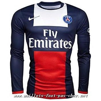 Nike – Camiseta Fútbol Paris SG hogar (talla XXL)
