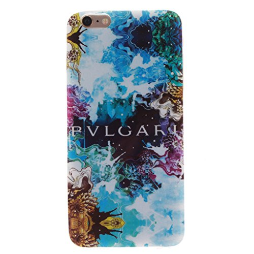 Iphone 6 (4.7inch) coques Silicone TPU Gel ,Yaobai-Coque de protection en silicone TPU pour Apple Iphone 6 Etui case cover housse