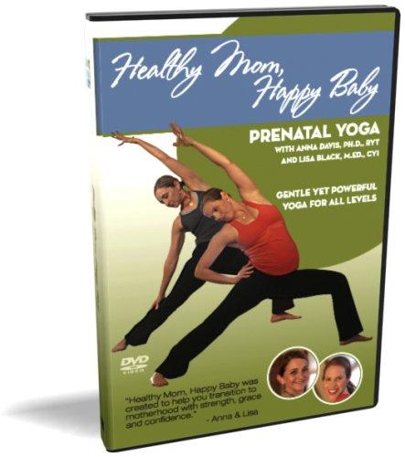 Healthy Mom, Happy Baby: Prenatal Yoga ()