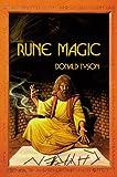Rune Magic, Donald Tyson, 0875428266