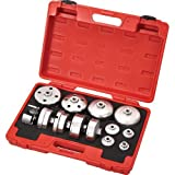 13 Pc. Professional Oil Filter Wrench Set
