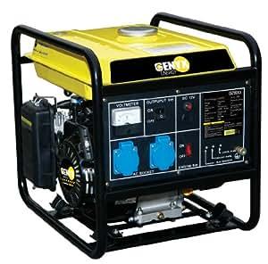 Genyx G2800I - Generador de toma de fuerza   (2600 W, 230 V), color amarillo