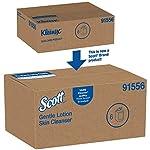 Scott 91556 Essential Foam Skin Cleanser, Floral, 1000mL Refill (Case of 6)