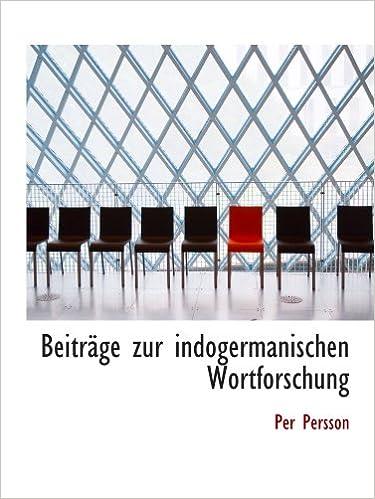 eBooks free library: Beiträge zur indogermanischen Wortforschung (German Edition) in Dutch PDF CHM