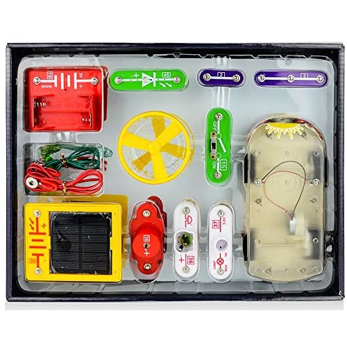 winkeyes circuits for kids electronic discovery kit learning circuit