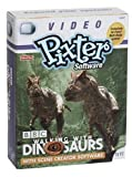 Fisher-Price Pixter Video Software BBC Walking with Dinosaurs with Scene Creator Software