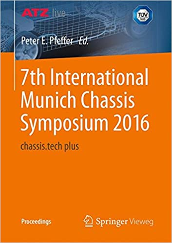 7th International Munich Chassis Symposium 2016: chassis.tech plus (Proceedings)