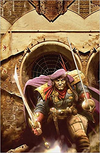Legend Of GrimJack Volume 7: v. 7