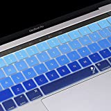 ProElife 2016-NEW Ultra Thin Silicone Keyboard Cover Skin for MacBook Pro 13