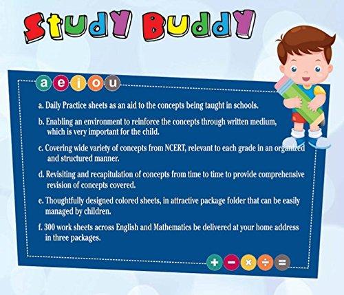 Buy StudyBuddy (Grade 4, Math) : Kids Practice Worksheet(Learning ...