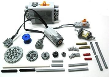Lego® Technic 31 , pièce Ensemble Moteur avec Accessoires