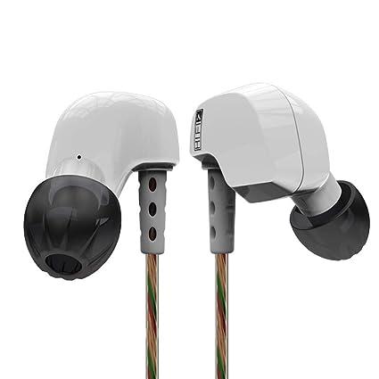 DOGZI Auriculares Deportivos en la Oreja,Auricular De Alta fidelidad Deporte Auriculares Gancho para la