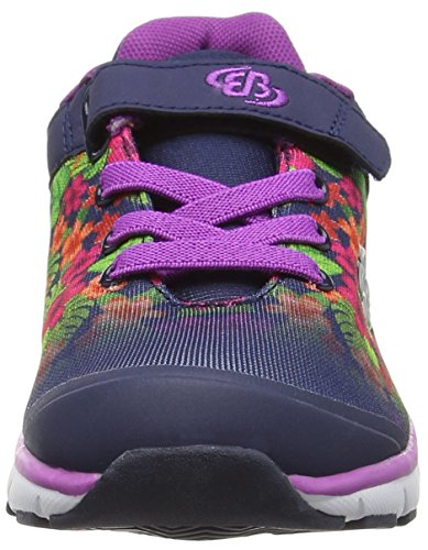 Bruetting Creation VS - Zapatillas de running, Unisex Niños Multicolor (orange/blau)