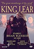 King Lear - The Film Starring Brian Blessed by Kultur Video by Tony Rotherham Brian Blessed