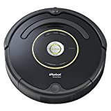 iRobot Roomba 650 Robotic Vacuum Cleaner, Black