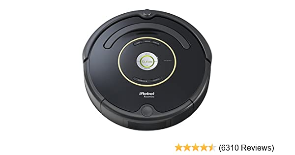 Amazon.com - iRobot Roomba 650 Robot Vacuum - Robotic Intelligent Vacuums