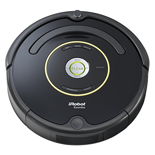 iRobot Roomba 650 Robotic Vacuum Cleaner Black (Large Image)