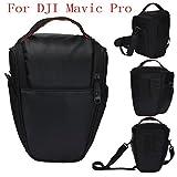Shoulder Bag, Waterproof Durable Bag Iusun Portable Suitcase Box for DJI Mavic Pro RC Quadcopter (Black)