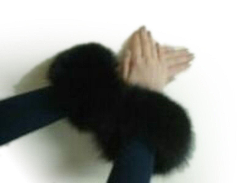 Black Fox Cuffs w/Velcro Closure