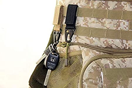 2 correas universales con gancho de boca de /águila para llevar bolsas de la compra en el cochecito de beb/é o silla de paseo