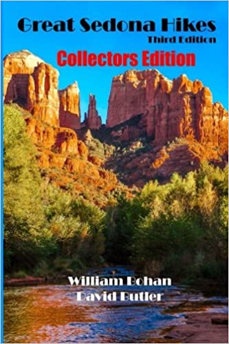 Great Sedona Hikes Third Edition William Bohan David Butler
