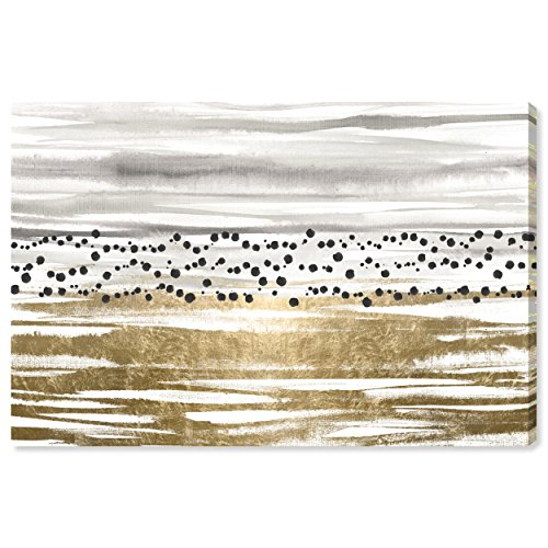 Oliver Gal Savannah View Premium Canvas Print.