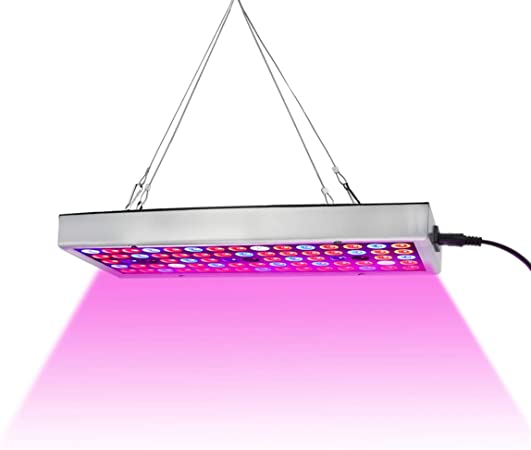 Led Grow Lights Full Spectrum Panel Grow Lamp With Ir Uv Led Plant Lights For Indoor Plants Micro Greens Clones Succulents Seedlings