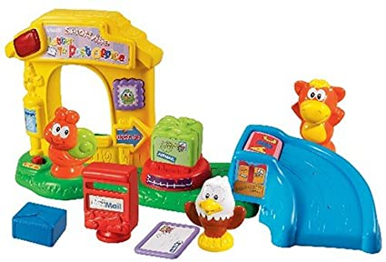 Amazon.com: Smartville ABC oficina de correos: Toys & Games