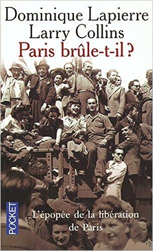 Livre Paris brûle-t-il ? pdf, epub ebook