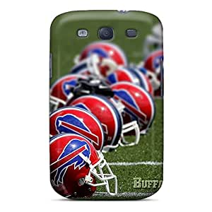 Fashion Protective Buffalo Bills Helmet Case Cover For Galaxy S3