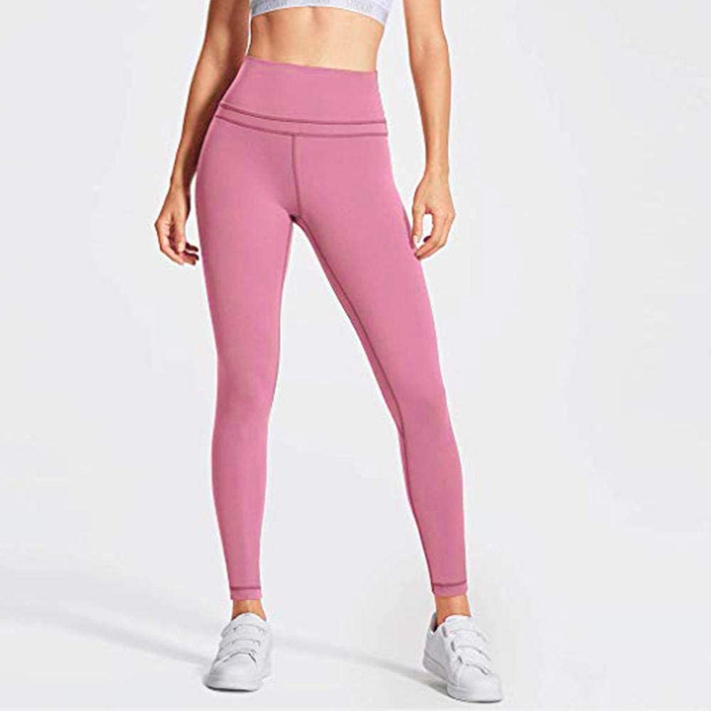 Filoviri Leggings Pantalon de Yoga pour Femme Leggings De