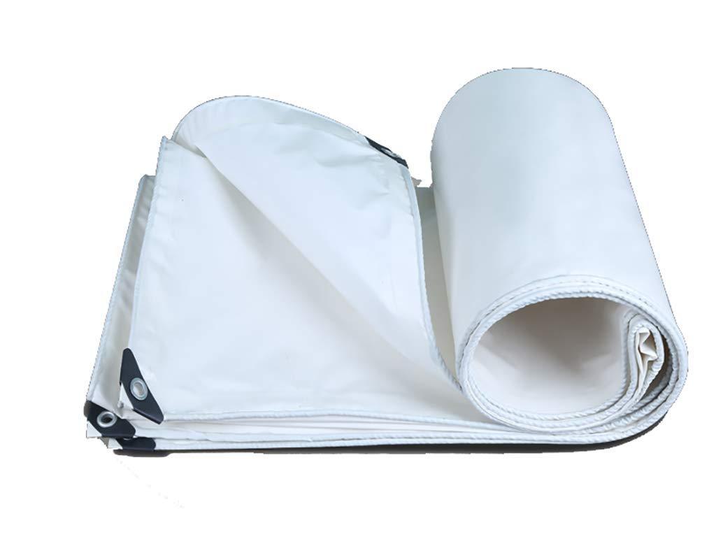 A 4x7m JEAQW Home bÂche imperméable bÂche bÂche de Prougeection Solaire Toile imperméable (Couleur   A, Taille   2x3M)