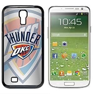 NBA Oklahoma City Thunder Samsung Galaxy S4 Case Cover