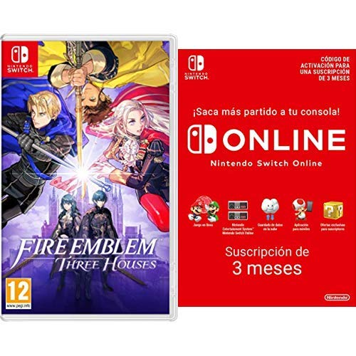 Fire Emblem: Three Houses: Nintendo Switch: Amazon.es ...