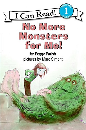 No More Monsters for Me! (I Can Read Level 1) for $<!--$1.34-->
