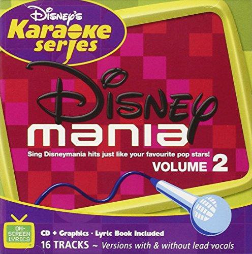 Music : Disney's Karaoke Series: Disneymania 2