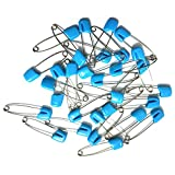 GTONEE 30pcs safety pins, cute brooch pin