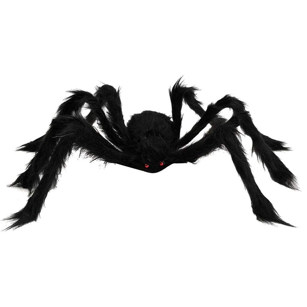 Buy Elegod Halloween Decorations Spider Outdoor Indoor