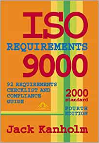 The ISO 9000 Answer Book