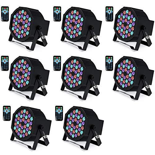 DJ Lights Missyee 36 X 1W RGB LEDs DJ LED