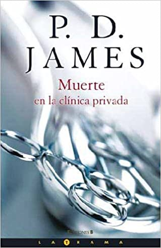 Book Muerte en la clinica privada (Spanish Edition)
