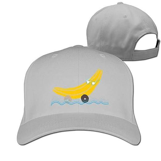 b2927ce4636 Baseball Caps Cute Sunglasses Banana Car Golf Dad Hat Adult Vintage Snapbacks  Cap Black