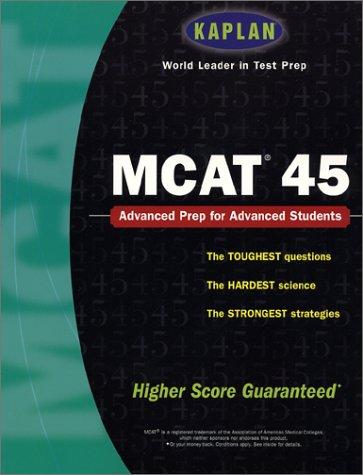 Download Kaplan MCAT 45 pdf