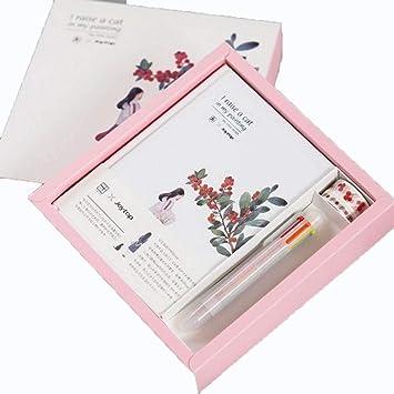 YWHY Cuaderno Cuaderno De Ejercicios Cuaderno Creativo ...